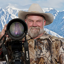 Daryl L. Hunter, Photograpy Guide, author, Publisher and Photographer