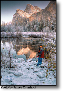 phtographer, Yosemite, Daryl L. Hunter